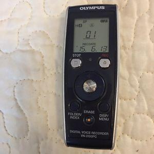 Olympus N4123 Digital Recorder for Sale in Riverside, CA