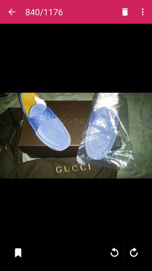 Gucci slip on for Sale in Camden Wyoming, DE