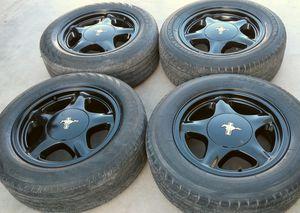 93 Mustang GT Rims for Sale in El Cajon, CA