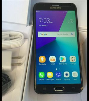Samsung Galaxy J7, Factory Unlocked, Excellent Condition..As like New. for Sale in Springfield, VA
