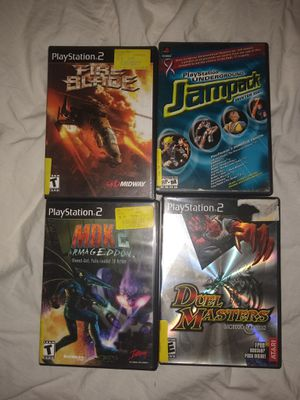 Ps2 PlayStation 2 games for Sale in Londonderry, NH