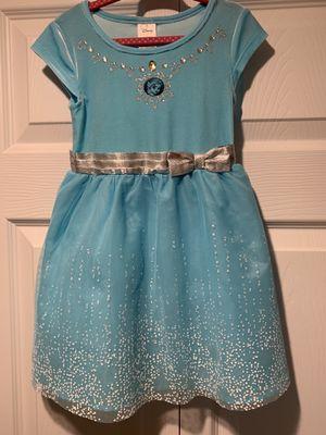 Disney Toddler Elsa dress size 3T for Sale in Pembroke Pines, FL