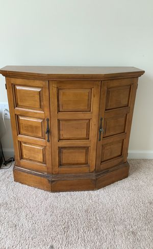 Antique Cabinet for Sale in Fairfax, VA