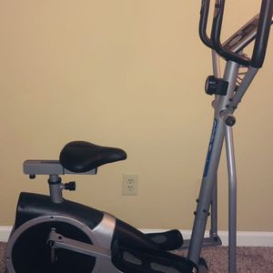 2-in-1 Elliptical Machine / Bike Trainner for Sale in Katy, TX