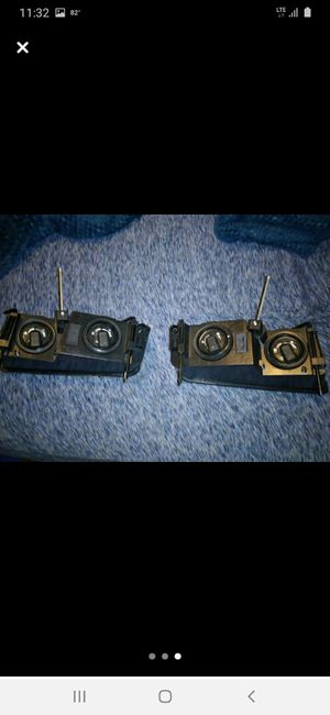 02 to 04 chevy headlight assemblies with blue leds for Sale in Hopewell, VA