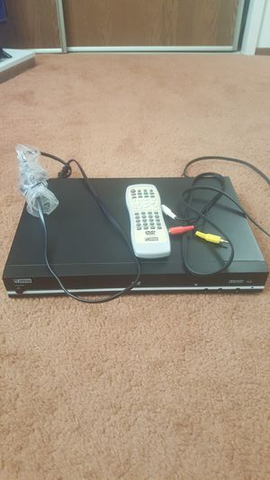 AMW DVD player , comes with remote n cords for Sale in Fairfield, CA