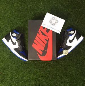 Jordan 1 Royal Toe for Sale in Seattle, WA