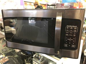 New 1100 Watt Hamilton Beach Microwave for Sale in Virginia Beach, VA
