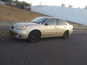 For parts 2007 chevy Malibu 4cylender for Sale in Stockton, CA