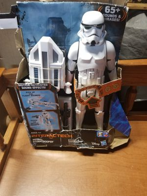 STAR WARS Imperial Stormtrooper action figure for Sale in West Covina, CA