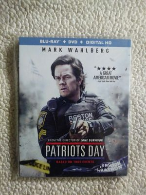 Patriots Day Bluray & DVD for Sale in Long Beach, CA