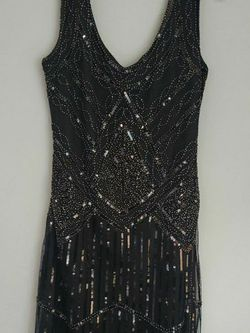 Beaded Flapper Dress for Sale in San Diego,  CA