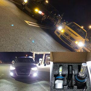 Automotive led headlight kits leds fit all cars and trucks csp Cobb for Sale in Colton, CA