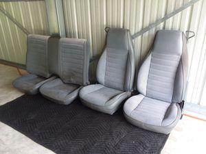 Camaro firebird seats 82-92 for Sale in Lakeland, FL