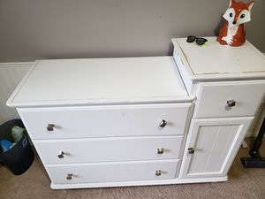 Dresser/changing table for Sale in Monroe, WA
