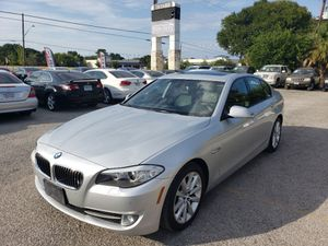 2012 BMW 5 Series for Sale in San Antonio, TX
