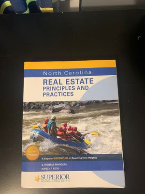 Real Estate Book for Sale in Charlotte, NC