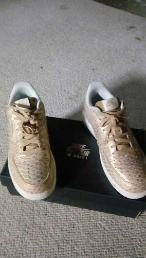 Nike Gold Men Shoes for Sale in Denver, CO