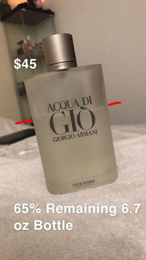 MENS ACQUA Di GIO *used* for Sale in Citrus Heights, CA