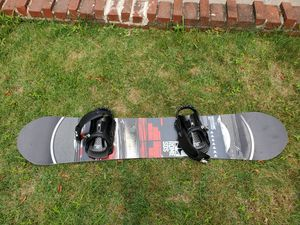 Rome Mechanic Snowboard 157mw for Sale in Brooklyn, NY