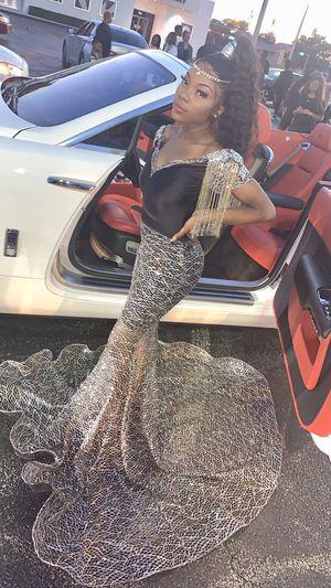 Diamonds Dancing Prom Dress for Sale in Miami, FL
