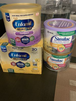 FREE Size 1 Pampers Brand Diapers and Formula for Sale in Riverside, CA