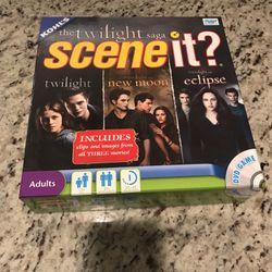 Twilight Saga Scene It? Game for Sale in Fort Lauderdale,  FL