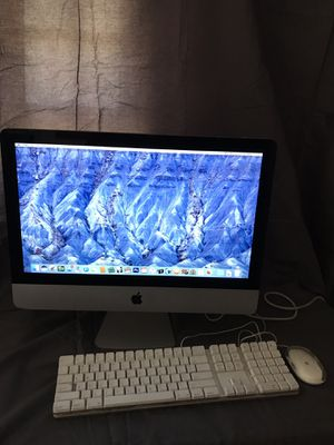 Apple iMac (21.5- inch,late 2009) for Sale in Fontana, CA
