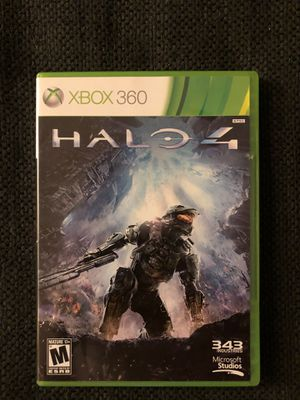 Halo 4 (2 Discs) (XBOX 360 - Like New) for Sale in Daniels, MD