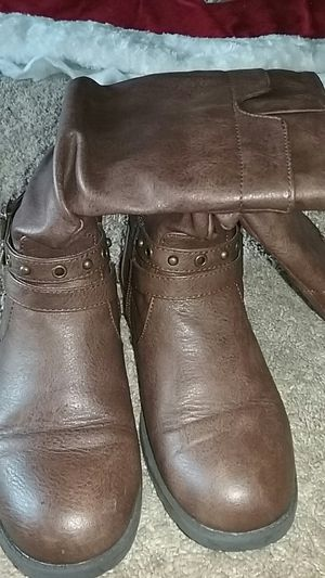Used girls boots for Sale in Laveen Village, AZ