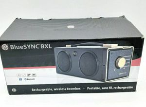 GoGROOVE Bluesync BXL Rechargeable Wireless Boombox for Sale in Hazard, CA