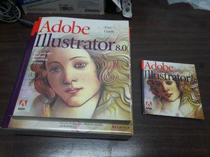 Adobe Illustrator v 8.0 Upgrade pack 2CD for Sale in Los Angeles, CA