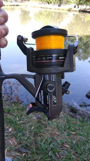 Shimano Baitrunner 450/Ugly Stik Fishing Combo for Sale in Stockton, CA
