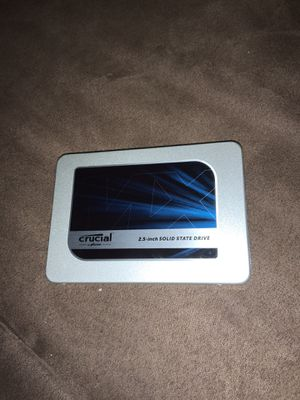 CRUCIAL 275 GB SSD DRIVE for Sale in Chicago, IL