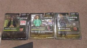 Breaking bad figures for Sale in Columbus, OH