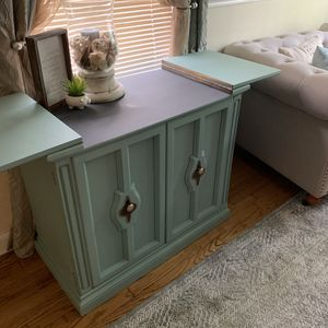 Refurbished Buffett Table for Sale in Milwaukee, WI