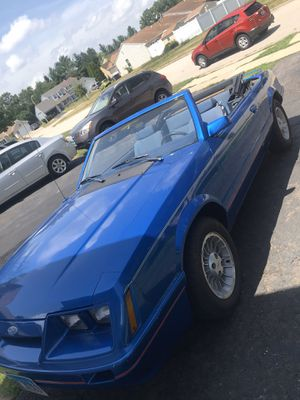 86 mustang V6 for Sale in HOFFMAN EST, IL