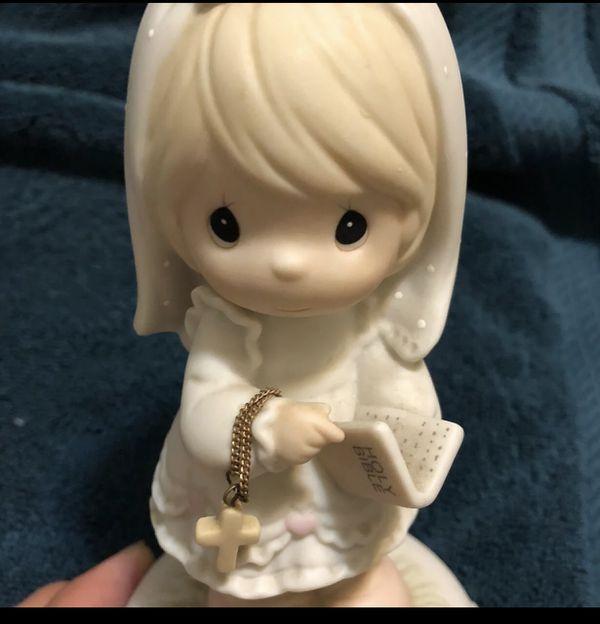Precious Moments Musical Doll
