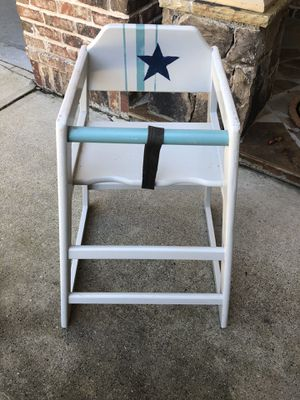 Highchair Booster Seat for Sale in Cumming, GA