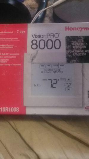 Honeywell vision pro8000 for Sale in Denver, CO