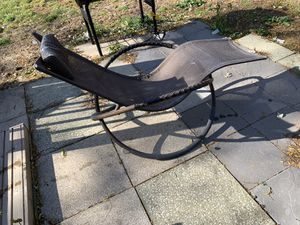outdoor rocking chair for Sale in Palatine, IL