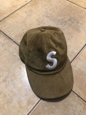 Supreme suede six panel for Sale in Fontana, CA