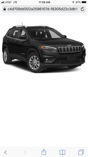 2019 Jeep Cherokee for Sale in Chantilly, VA