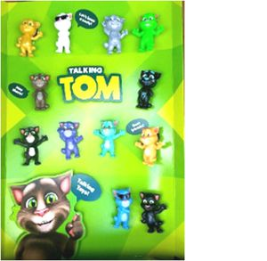 McDonalds Talking Tom Cats Happy Meal Display for Sale in Corinth, TX