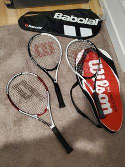 Tennis Equiment for Sale in Nokesville,  VA