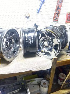 17in wheels 6 lug pattern for Sale in Acworth, GA