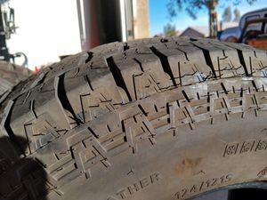 Tires all terrain for Sale in Buckeye, AZ
