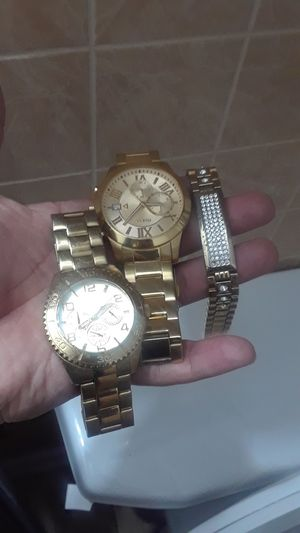 Fossil watches Elgin bracelet for Sale in Refugio, TX