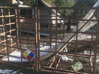 Gas Tank Cage for Sale in Longbranch,  WA
