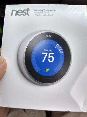 Nest thermostat for Sale in Fountain Inn, SC